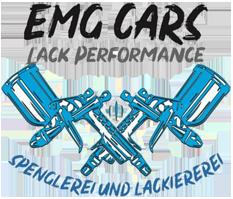 EMG CARS LOGO