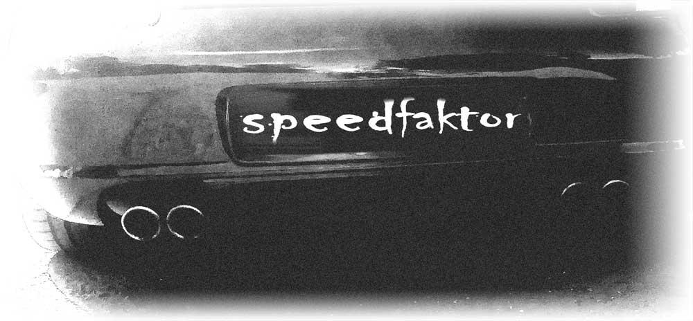 Speedfaktor